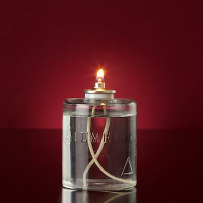 Lumea lampvullingen