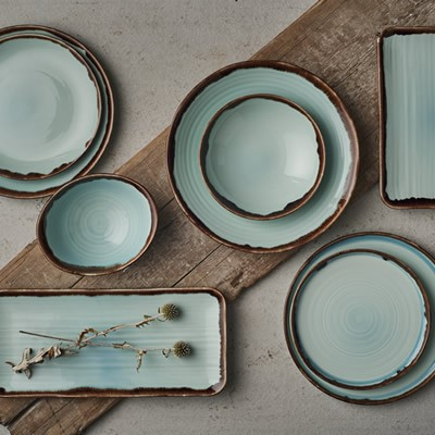 Dudson Harvest Turquoise