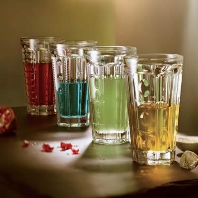 La Rochere diverse glazen