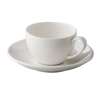 Q Fine China koffie en thee