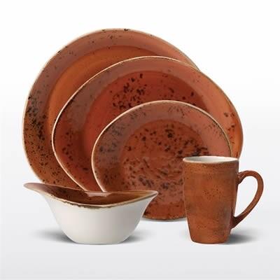 Steelite Craft Terracotta