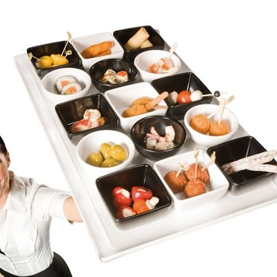 Stylepoint bakjes en borden