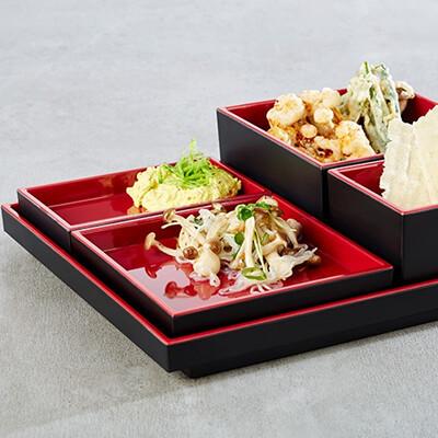 APS Asia + Bento Box