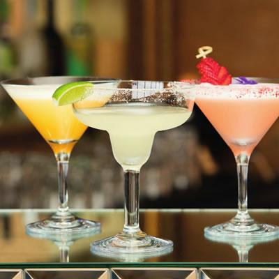 Strahl cocktailglazen