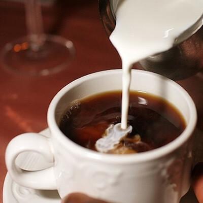 melk en suiker