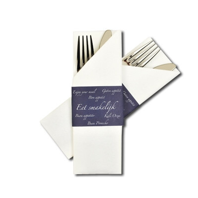Napkin Sleeve Airlaid