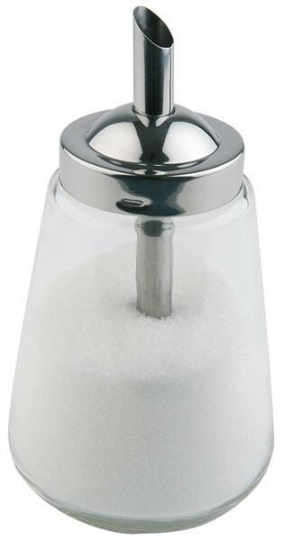 suikerstrooier Ø8,5 x 155(h) cm- 0,3 Ltr