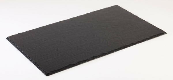 leisteen servies plateau 45 x 30 cm