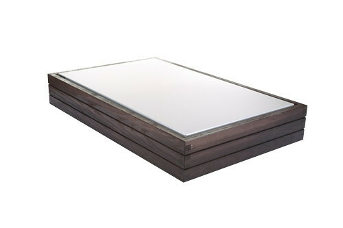 Black frame for cooling tray 1/1 GN 56 x 35,5 x 9(h) cm