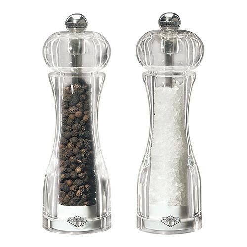 peper- en zoutmolen 14(h) cm DOOS 2