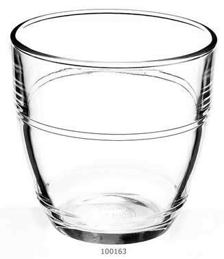 Duralex Gigogne glas 22 cl DOOS 4
