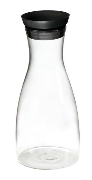 karaf glas 1 Ltr