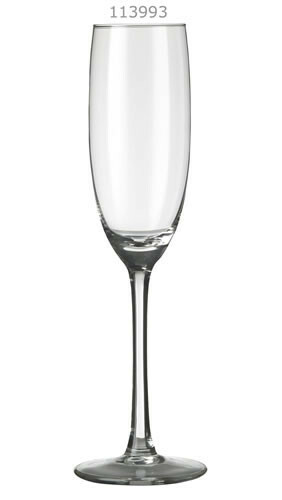 Royal Leerdam Plaza champagneflute 19 cl DOOS 6