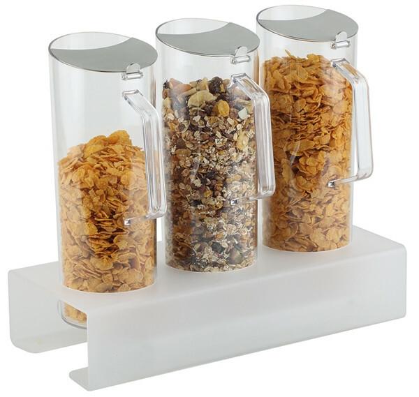 cereal bar 3 x 1,5 Ltr