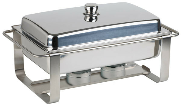 chafing dish Caterer pro 18/10 voedselpan 1/1 GN 65 mm