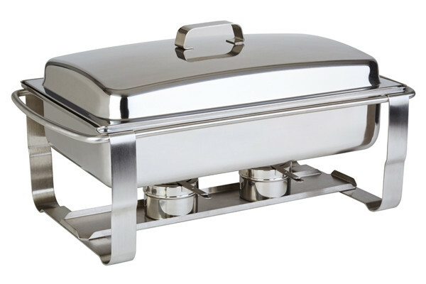 chafing dish Caterer 18/10 voedselpan 1/1 GN 65 mm