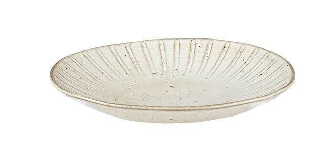 Q Authentic Stonewhite coupe bord diep 26,5 cm