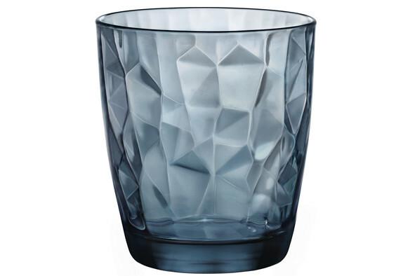Bormioli Rocco Diamond tumbler 30 cl blauw