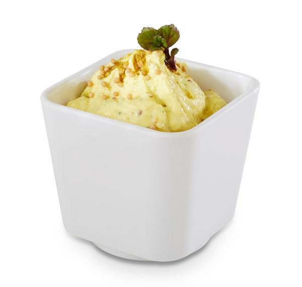 APS melamine + Universal bowl 6,5 x 6,5 x 6(h) cm wit