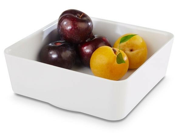 APS melamine + Universal bowl 20 x 20 x 7(h) cm wit