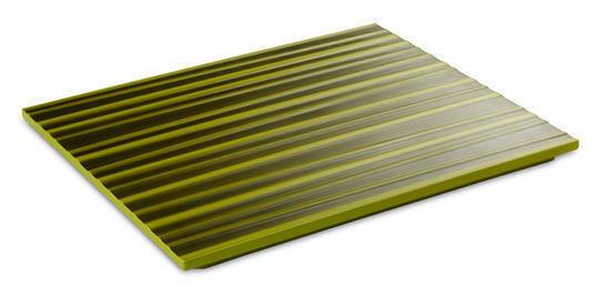 APS melamine Asia Plus plateau 1/2 GN bamboo structuur