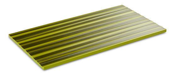 APS melamine Asia Plus plateau 1/3 GN bamboo structuur