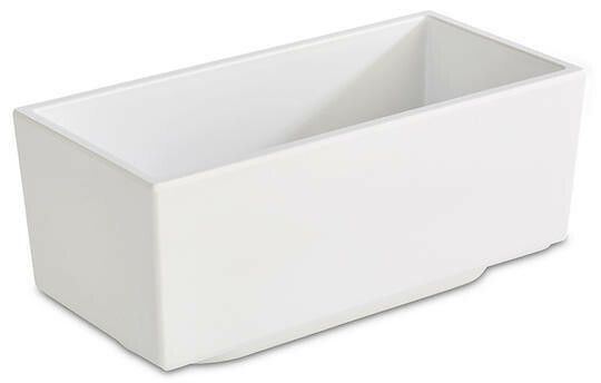 APS melamine Bento Box bowl 15,5 x 7,5 x 6,5(h) cm wit