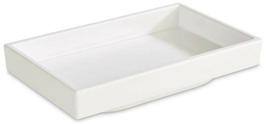 APS melamine Bento Box bowl 15,5 x 9,5 x 3(h) cm wit