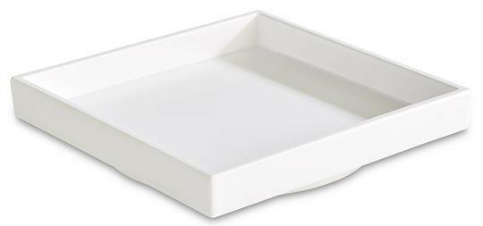 APS melamine Bento Box bowl 15,5 x 15,5 x 3(h) cm wit