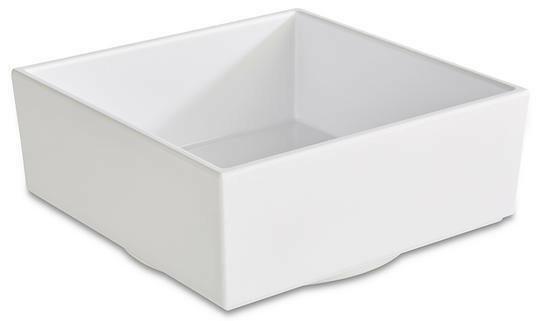 APS melamine Bento Box bowl 15,5 x 15,5 x 6,5(h) cm wit