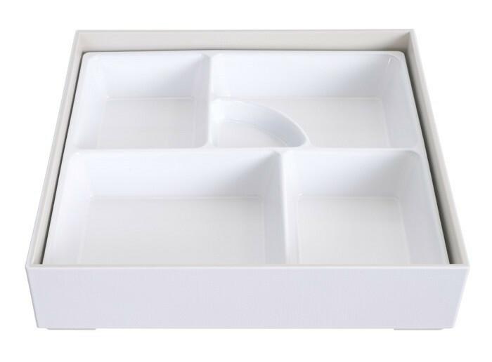 Bento Box WIT 25,5 x 25,5 cm