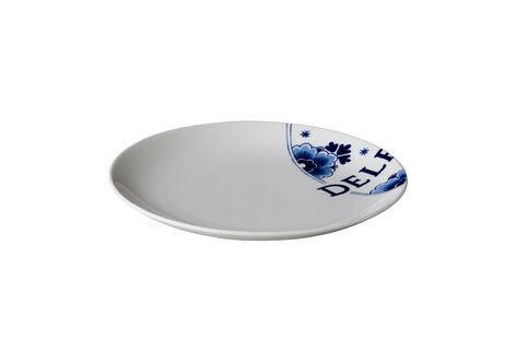 St. James Royal Delft coupe plate 21.5 cm