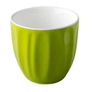 CP trendy koffiemok 18 cl groen