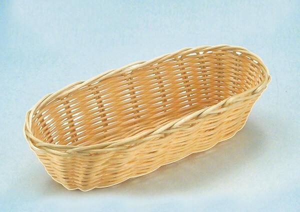 baguette mandje Basic 21 x 10 x 6(h) cm