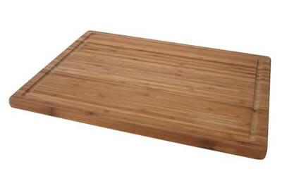 plank rechthoek bamboe 51 x 36 x 1,8(h) cm