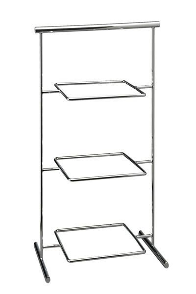buffet etagere m-pure 3-etages 44 cm hoog