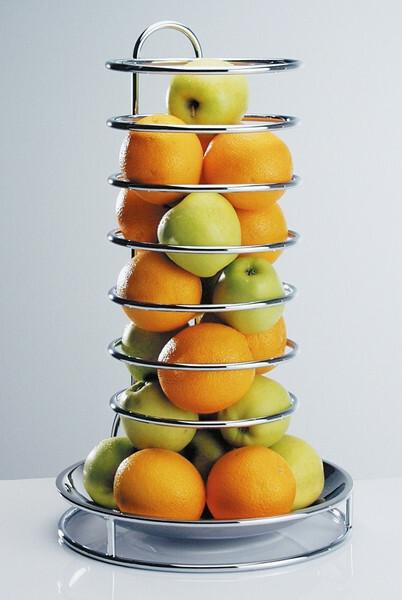 buffet etagere fruit Ø 32 cm 53(h) cm