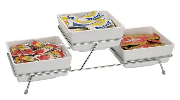 APS melamine FLOAT buffet etagere