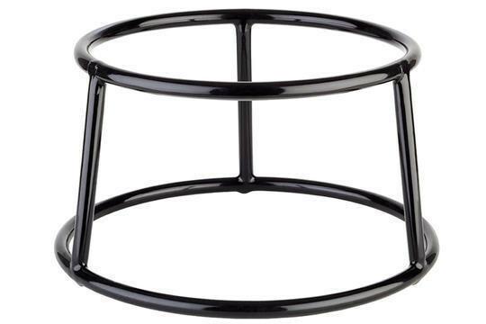 buffet standaard Multi Round metaal met anti-slip Ø 15,5/18 x 10(h) cm