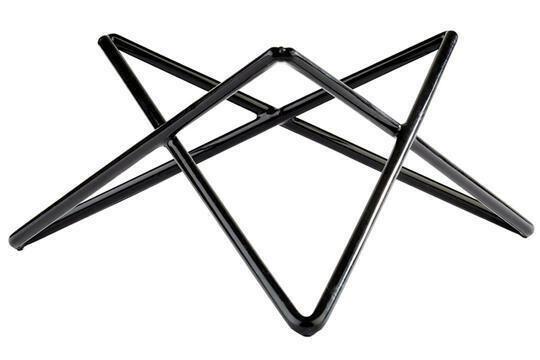 buffet standaard Prisma metaal met anti-slip 26 x 10,5(h) cm