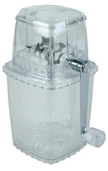 ijs crusher kunststof 12 x 12 x 24(h)