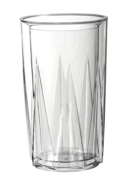 wijnkoeler kunststof dubbelwandig Ø 13,5 / Ø 10,5 x 23(h) cm