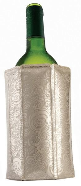 wijnkoeler koelmanchet goud Ø 14 x 17,5(h) cm