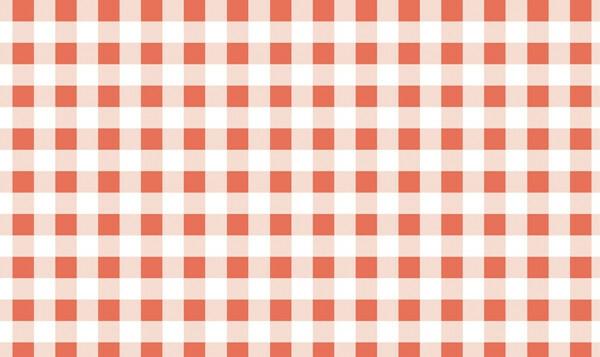vetvrij papier rood geblokt 42 x 25 cm DOOS 500