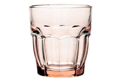 Bormioli Rocco Rock Bar tumbler 27 cl oranje DOOS 6