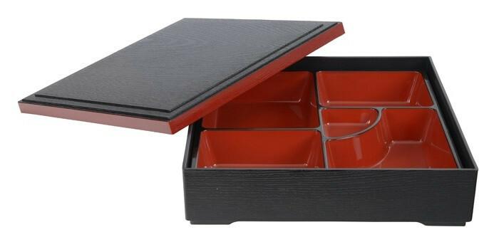 Bento Box 25,5 x 25,5 cm