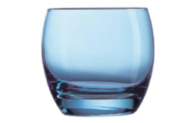 Arcoroc Salto Ice Blue tumbler 32 cl DOOS 6