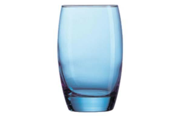 Arcoroc Salto Ice Blue tumbler 35 cl DOOS 6