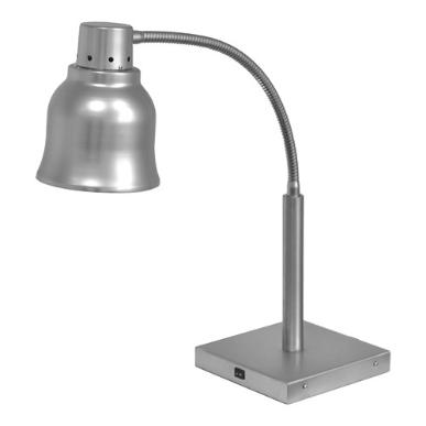 staande warmhoudlamp * incl. 250 W lamp
