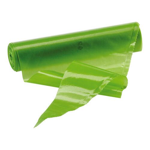 wegwerpspuitzak anti-slip 55 cm groen DOOS 100